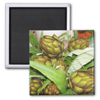 French Artichokes - Magnets