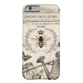 FRENCH BEE GARDEN BARELY THERE iPhone 6 CASE