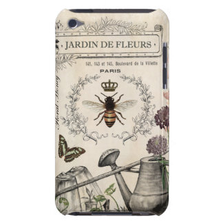 FRENCH BEE GARDEN BARELY THERE iPod COVER