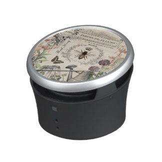 FRENCH BEE GARDEN BLUETOOTH SPEAKER
