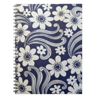 French Blue Notebook