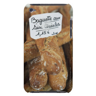 French bread at a market iPod touch case