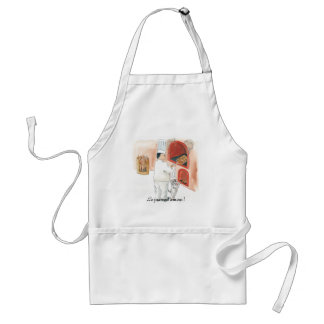 French Bread Baking Apron
