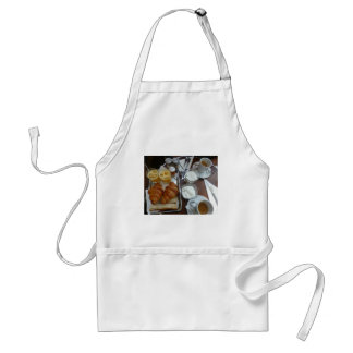 French breakfast aprons