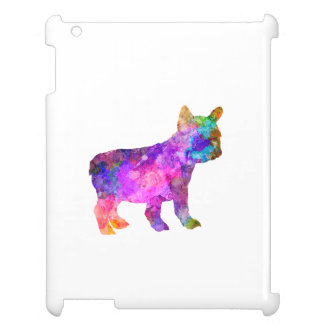 French Bulldog 02-2 Case For The iPad 2 3 4