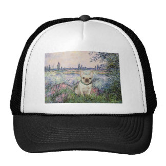 French Bulldog 1 - By the Seine Hats