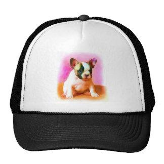 French Bulldog Art cap