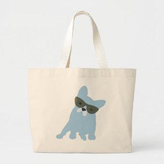 French Bulldog bag Tote Bags