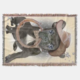 French Bulldog Blanket