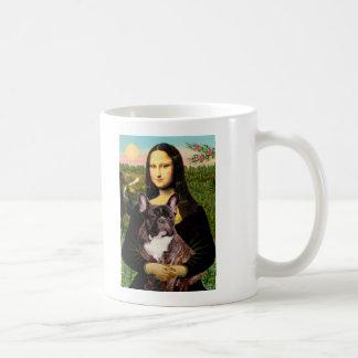 French Bulldog (br10) - Mona Lisa Coffee Mug