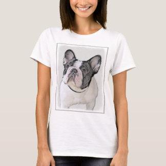 French Bulldog (Brindle Pied) T-Shirt
