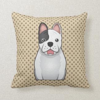 French Bulldog Cartoon Cushion