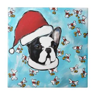 French Bulldog Ceramic Tile