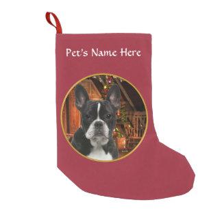 French Bulldog Christmas Stocking