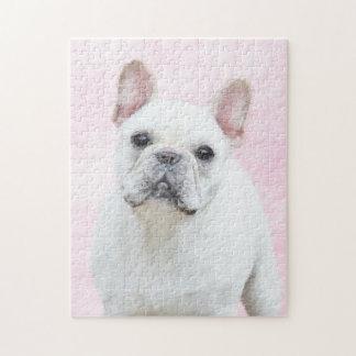 French Bulldog (Cream/White) Jigsaw Puzzle