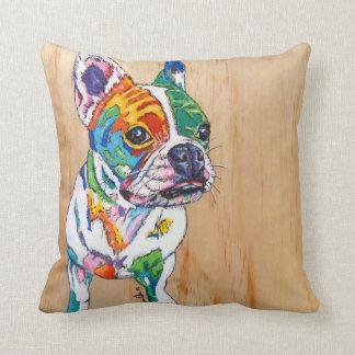 French bulldog cushion