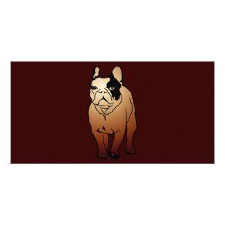French Bulldog Customised Photo Card