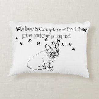 French Bulldog Decorative Cushion