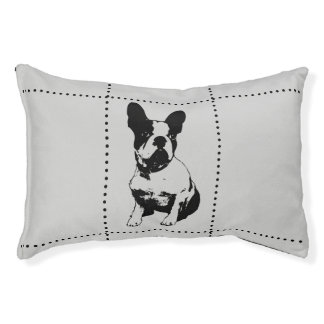 French Bulldog Dog Bed
