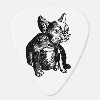 French Bulldog Dog Standard Plectrum