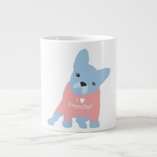 French Bulldog Espresso Mug