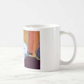 French Bulldog Fauve Painting Coffee Mug