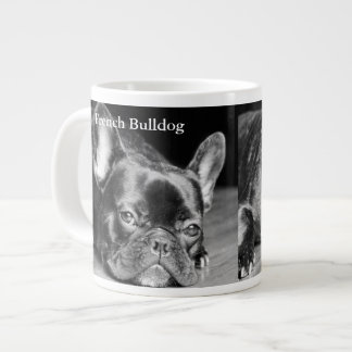 French Bulldog Giant Coffee Mug