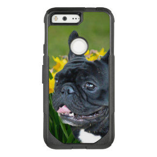 French Bulldog Google pixel case