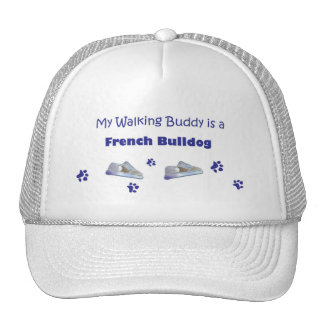 French-Bulldog Trucker Hats