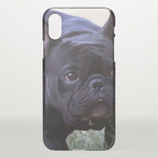 French Bulldog iPhone X Case
