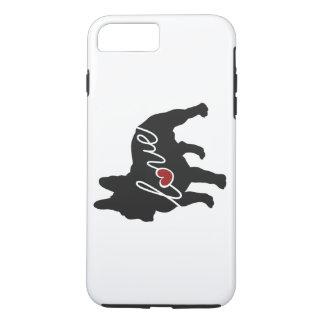 French Bulldog Love iPhone 8 Plus/7 Plus Case