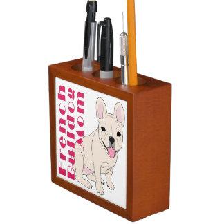 French Bulldog Mom 1 Desk Organisers