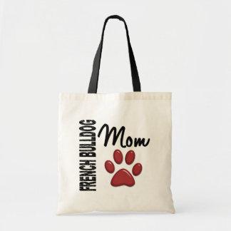 French Bulldog Mom 2 Tote Bags