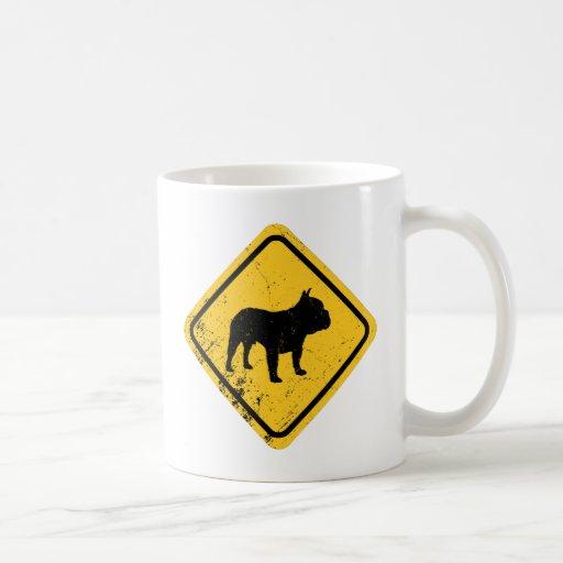 French Bulldog Coffee Mugs