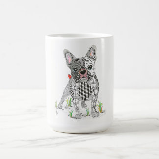 French Bulldog Mug (You can Customize)