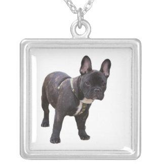 French bulldog necklace, gift idea