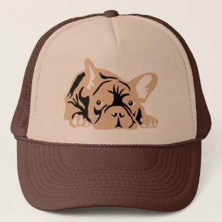 French Bulldog of poison Trucker Hat