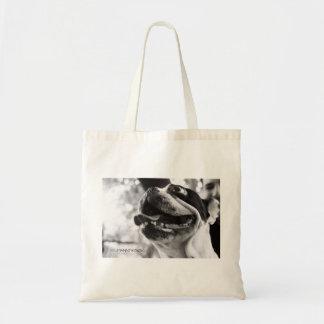 French Bulldog on Tote Bag