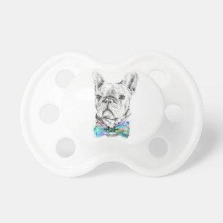 french bulldog pacifer dummy