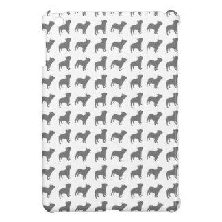French Bulldog Pattern iPad Mini Cover
