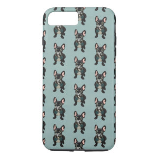 FRENCH BULLDOG PATTERN iPhone 8 PLUS/7 PLUS CASE