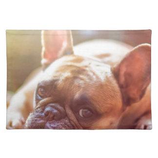 French Bulldog Pet Placemat