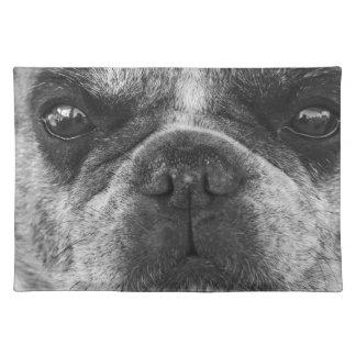french-bulldog place mats