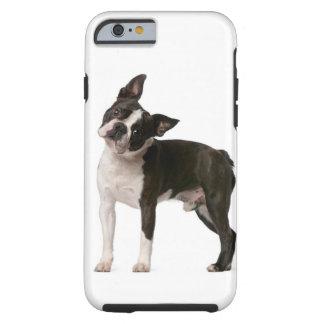 French bulldog - puppy dog - frenchie dog tough iPhone 6 case