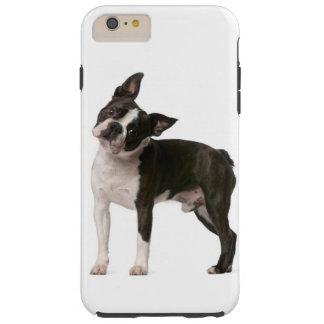 French bulldog - puppy dog - frenchie dog tough iPhone 6 plus case