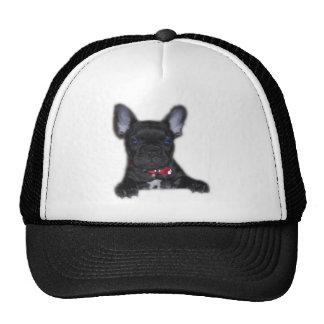 French Bulldog Puppy Trucker Hats