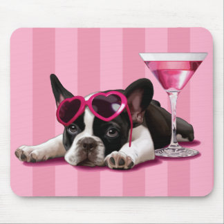 French Bulldog Puppy Mouse Pad