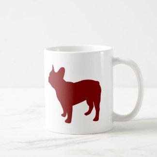 French Bulldog (Red) Mugs
