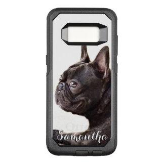 French Bulldog Samsung S8 Otterbox phone case