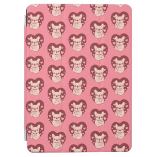 French Bulldog Sharing Love and Passion iPad Air Cover